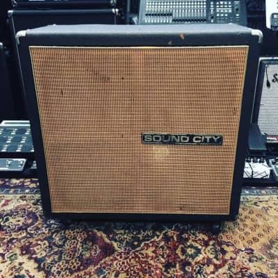 Sound City L410H Vintage Cabinet (unloaded) for sale