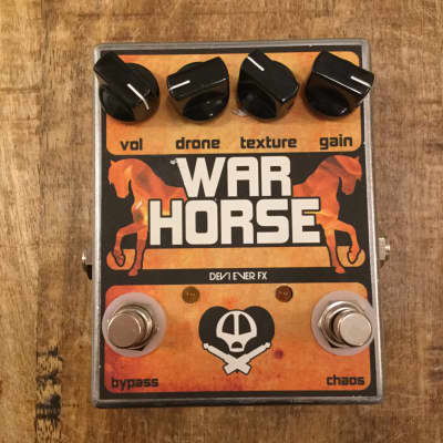 Devi Ever : FX War Horse Fuzz