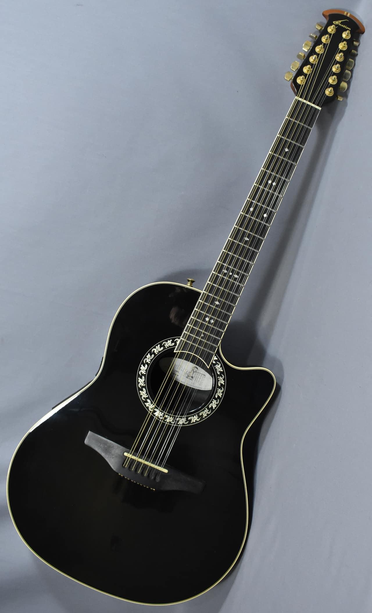 ovation legend model 1866 12 string acoustic electric guitar reverb. Black Bedroom Furniture Sets. Home Design Ideas