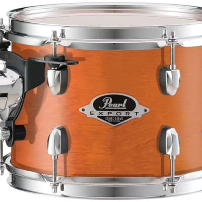 "Pearl Export Lacquer 13""x9"" Tom HONEY AMBER EXL1309T/C249"