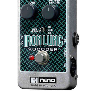 Electro Harmonix Nano Iron Lung for sale