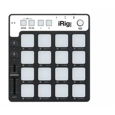 IK Multimedia iRig Pads iOS MIDI Pad Controller