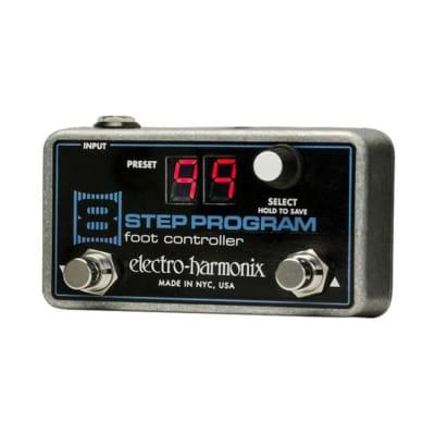 Electro-Harmonix Controlador 8 Step Foot Controller for sale