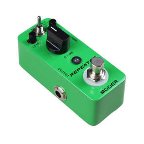 Mooer Repeater MICRO Guitar Delay 3 Modes Effects Pedal True Bypass NEW