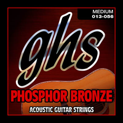 GHS Phosphor Bronze  Medium 13-56
