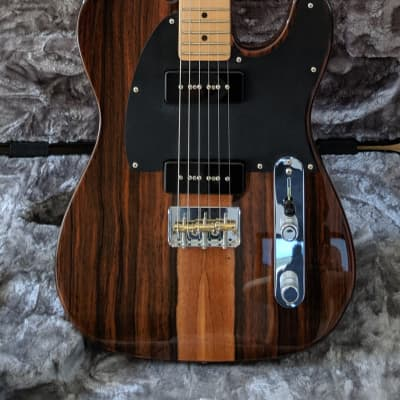 2017 Fender FSR Malaysian Blackwood Telecaster - P90 Pickups - Excellent Condition! for sale