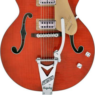 Gretsch G6120TFG-BSNV Brian Setzer Signature Nashville