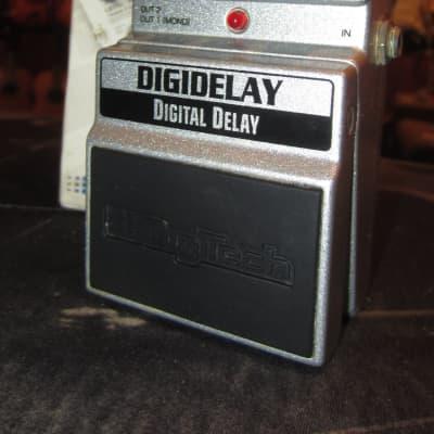 ~2003 Digitech Digital Delay Silver for sale