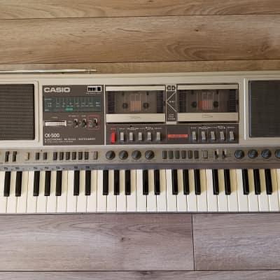 Casio CK-500 49-Key Radio / Synthesizer