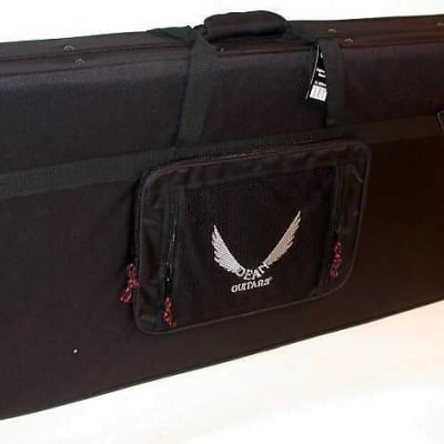 Dean Lightweight Razorback Electric Guitar Case, Great for Protection, LL RZBACK