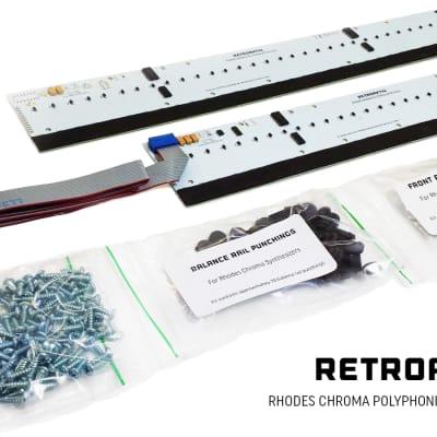 Retroaktiv Rhodes Chroma Polyphonic Aftertouch System