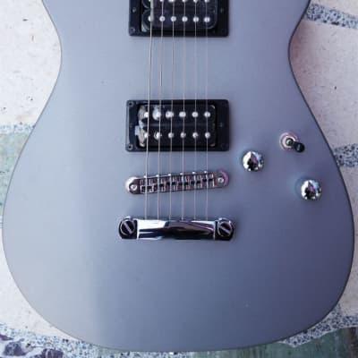 Cort x Manson META Series MBM-1 Matt Bellamy Signature, Starlight Silver (Imperfect) for sale