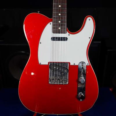 Fender '62 Custom Telecaster Reissue 1985 Red for sale