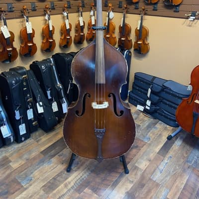 Used Kay 3/4 String Bass