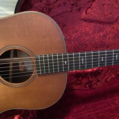 Taylor  717e. Acoustic electric guitar  2019 Natural