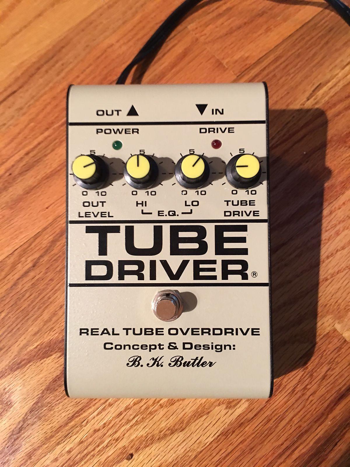 BK Butler Tube Driver | Reverb