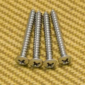 GS-3005-010 (4) Chrome Short Neck Screws