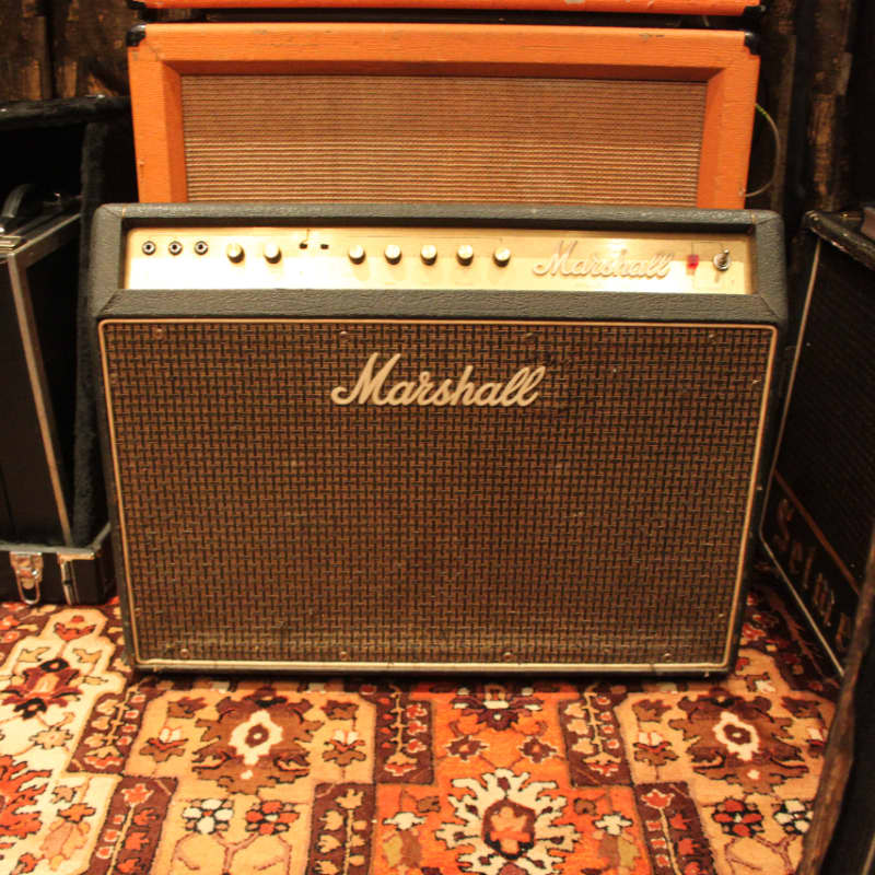 Vintage 1970s Marshall Lead Combo 100w 2200 Solid State ...