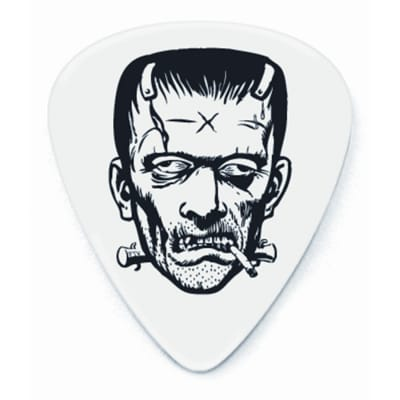 Dunlop BL43R060 Frank Kozik Frankie Tortex .60mm Guitar Picks (36-Pack)