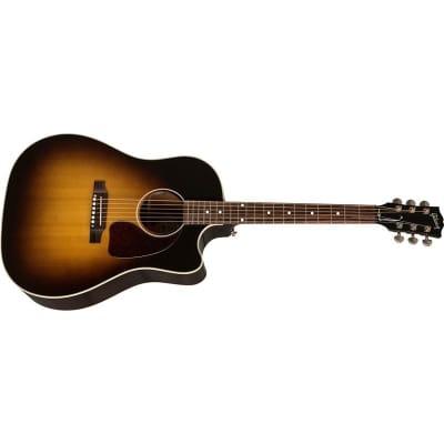 Gibson Acoustic J-45 Cutaway, Vintage Sunburst for sale
