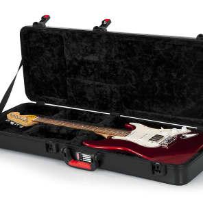 Gator GTSA-GTRELEC TSA Series ATA Molded Strat/Tele Electric Guitar Case