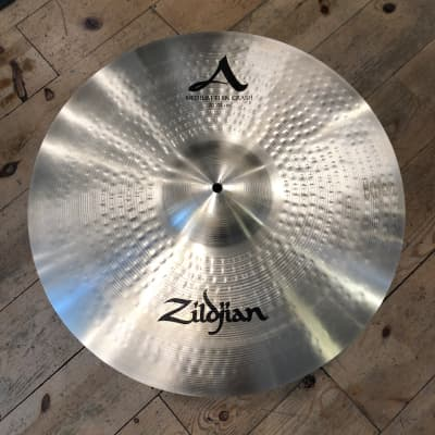 "Zildjian 20"" A Medium/Thin Crash"
