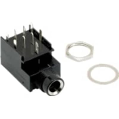 """Stereo 9-Pin Box 1//4/"""" Replacement Input Jack Genuine Fender Amplifier Parts"""