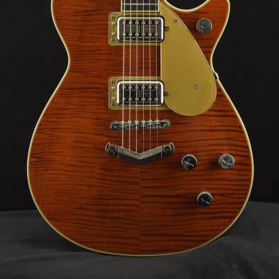 Gretsch G6228 Players Edition Jet BT w/V-Stoptail - Flame Maple for sale