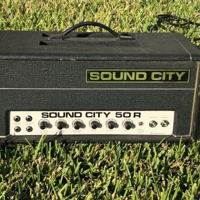 1970s Sound City 50r Ready To Rock for sale