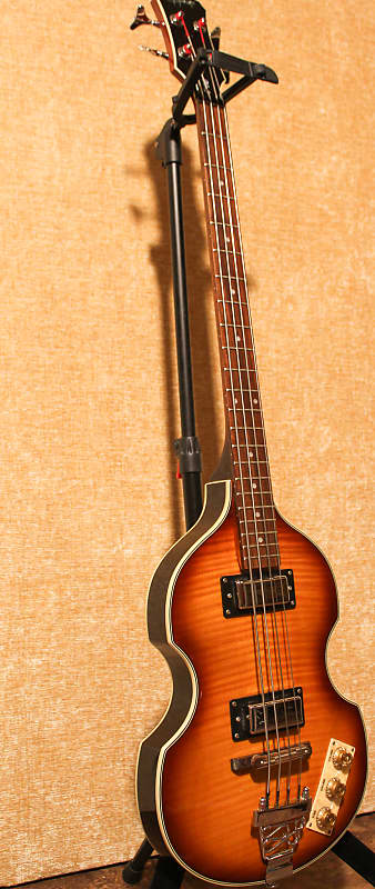 epiphone viola bass 1998 vintage sunburst reverb. Black Bedroom Furniture Sets. Home Design Ideas