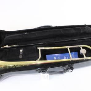 King 3B Professional Model Tenor Trombone w/ Yellow Brass Bell