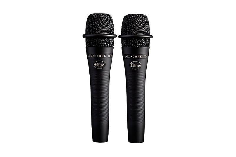blue microphones encore 100 dynamic microphone buy one get reverb. Black Bedroom Furniture Sets. Home Design Ideas