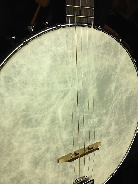 Rogue Banjo - Open Back, Old-Time Style! - Remo head, Gig Bag