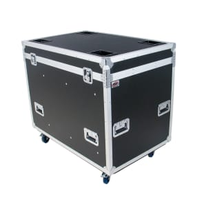 OSP TR-LEKO-6 ATA Flight Case for 6 Ellipsoidal LED Lights