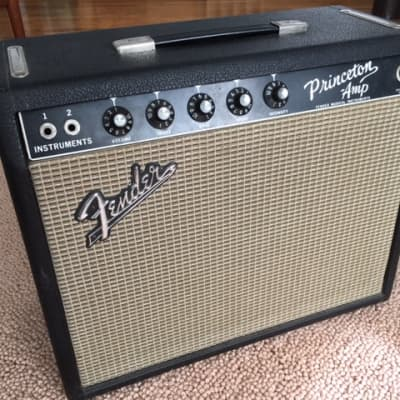 Fender Princeton, 1965 - Vintage, Non-Reverb for sale
