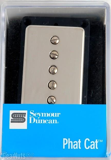 seymour duncan sph90 1n phat cat pickup nickel neck reverb. Black Bedroom Furniture Sets. Home Design Ideas