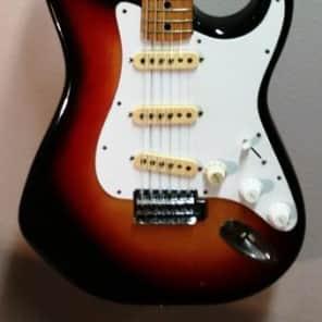 Guyatone Lawsuit Vintage Stratocaster Custom