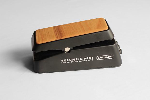 wood pedal topper for dunlop volume x mini reverb. Black Bedroom Furniture Sets. Home Design Ideas