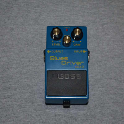Boss BD-2 Blues Driver  w/ Moddable board and Original Packing --  Free USPS Priority Shipping