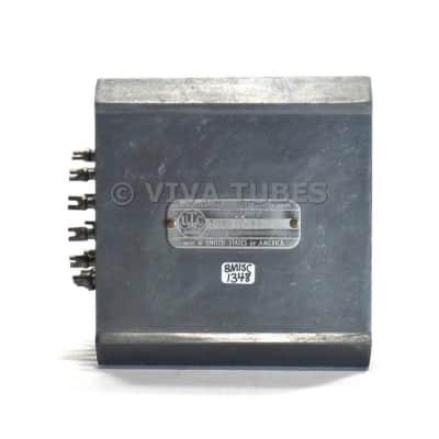 Vintage UTC LS-57 Output Transformer 20W, 1.2/2.5/5/7.5/10/15/20/30ohm