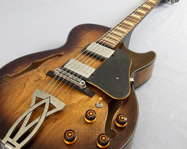 ibanez agv10a artcore vintage hollow body guitar tobacco reverb. Black Bedroom Furniture Sets. Home Design Ideas