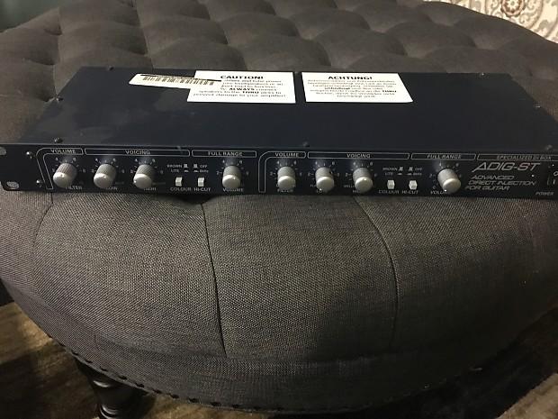 Palmer PGA-05 ADIG-ST Stereo Speaker Cabinet Simulator - Analog Impulse  Response