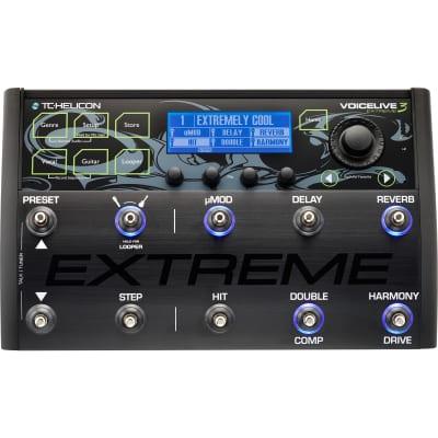 TC Helicon VoiceLive 3 Extreme Multi-Effect Unit