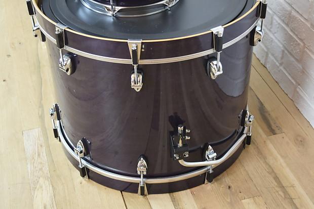 ayotte 5 piece maple ray ayotte era drum set kit reverb. Black Bedroom Furniture Sets. Home Design Ideas