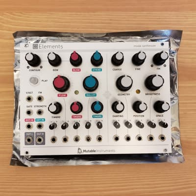 Mutable Instruments Elements Modal Synthesizer