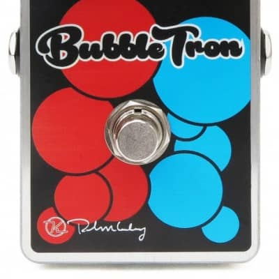 New Keeley Bubble Tron Dynamic Flanger Phaser Guitar Effects Pedal!