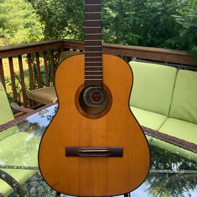 Tatra II Acoustic Classical Guitar Project Made in Czechoslovakia for sale
