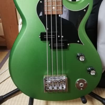 Reverend Mike Watt Wattplower   2017 Emerald Green for sale