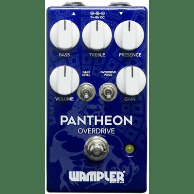 Wampler Pantheon Overdrive 2018