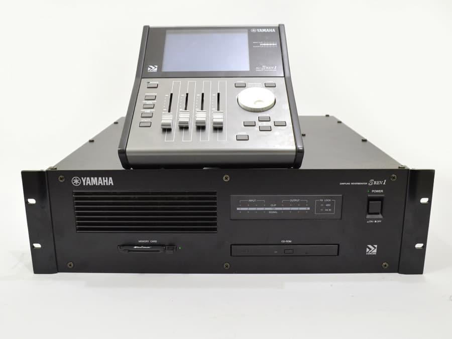 Yamaha Srev